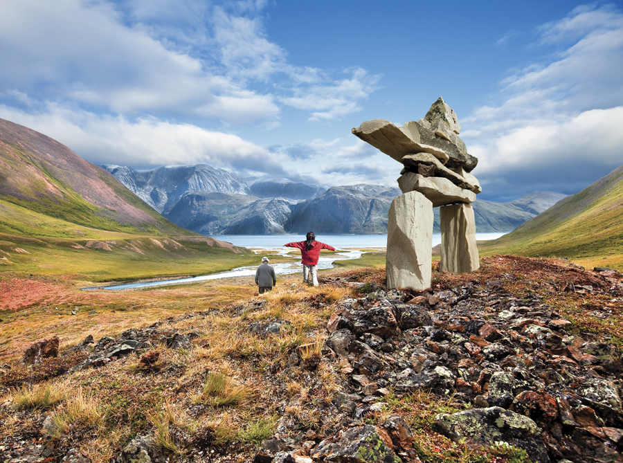 11-torngat-mountains-and-inukshuk